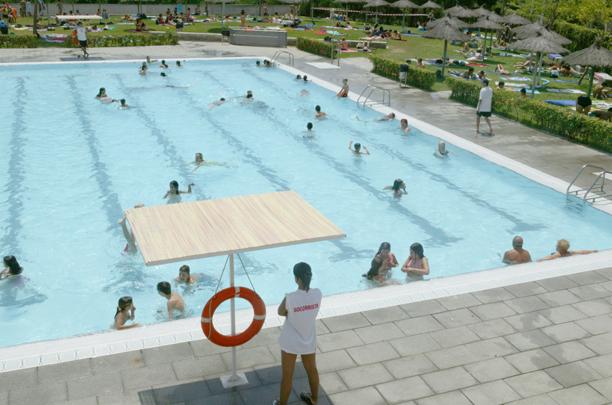 festa inauguraci piscines fontsanta ajuntament de sant