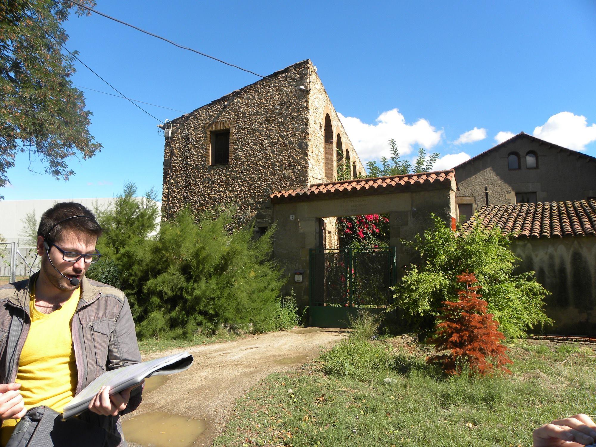 Itinerari per les masies de Sant Joan Despí