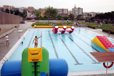 piscinas recreativas de verano fontsanta ajuntament de