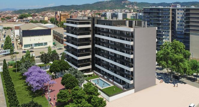 Nueva promoci n de 84 pisos de protecci n oficial en la - Pis proteccio oficial barcelona ...