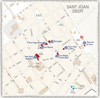 Plano itinerario