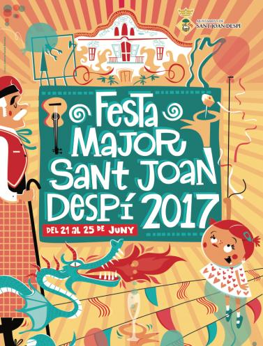 Cartell festa major 2017