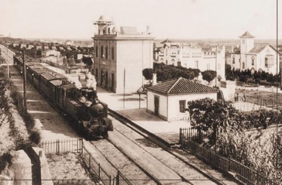 Estación de Sant Joan Despí
