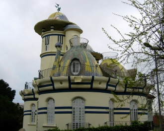 Itinerario modernista ajuntament de sant joan desp - Obra nueva en sant joan despi ...