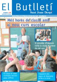 El Butlletí 170, setembre 2006