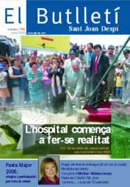 El Butlletí 158, junio 2005