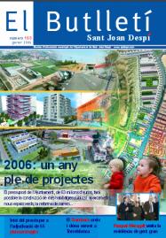 El Butlletí 163, gener 2006