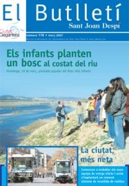 El Butlletí 176, març 2007