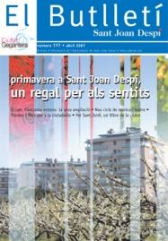 El Butlletí 177, abril 2007