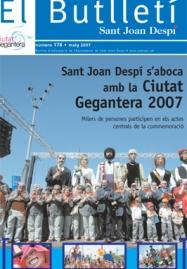 El Butlletí 178, maig 2007