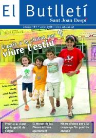 El Butlletí 191, juliol 2008