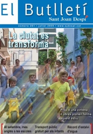 El Butlletí 201, juliol 2009