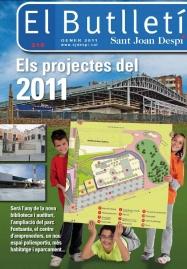 El Butlletí 215, gener 2011