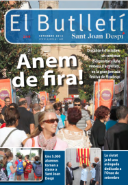 El Butlletí num 249 setembre 2014