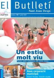 El Butlletí 180, juliol 2007