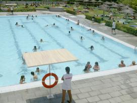 Les piscines, una opció refrescant a l'estiu