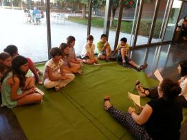El nou club pretén fomentar la lectura en nois i noies