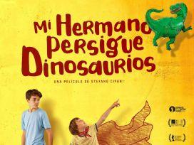El meu germà persegueix dinosaures