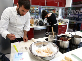 Un lloc dedicat a descubrir l'art culinari