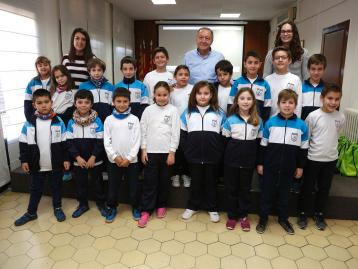 Escola Ateneu Instructiu - 3r A- 24/01/2018