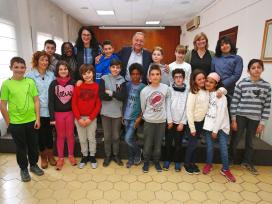 Escola El Brot (alumnes de 5è i 6è) 14/3/2018