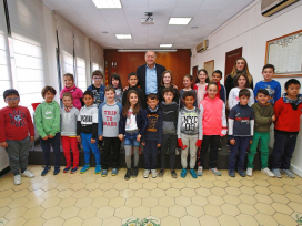 Escola Joan Perich i Valls - 3rB - 7/8/2018