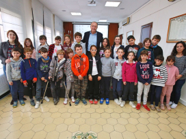 Escola Joan Perich i Valls - 3rA - 7/8/2018