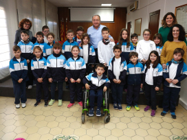 Escola Ateneu Instructiu  -3r B- 24/01/2018
