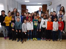 Escola Pau Casals - 3r B- 31/01/2018
