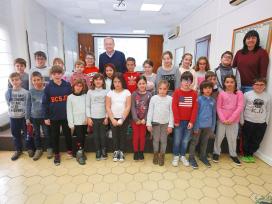 Escola Sant Francesc d'Assís - 3r B- 14/02/2018
