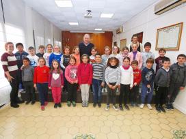 Escola Sant Francesc d'Assís - 3r A- 14/02/2018