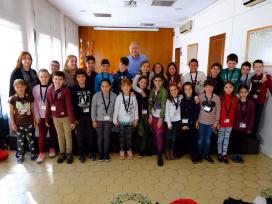 Escola Espai 3 - 3r B- 04/04/2018