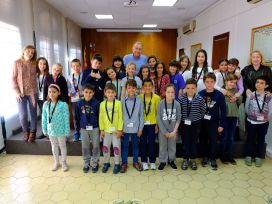 Escola Espai 3 - 3r A- 04/04/2018