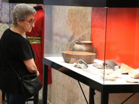 La muestra se inauguró el 6 de octubre