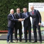 El acuerdo permite llevar adelante la ampliación de las instalaciones