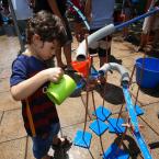 Los niños también podrán elegir entre un amplio abanico de actividades