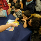 Los niños y niñas podrán adquirir los cromos a partir del 8 de enero