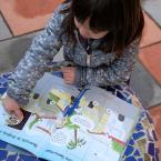 Els infants podran participar en trobades d'intercanvi de cromos