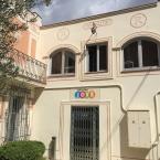 L'oficina Jove està ubicada a la casa Rovira