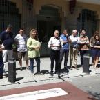 L'alcalde ha reclamat un veritable pacte d'Estat contra la violència