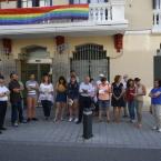 El manifest reclama respecte a les persones LGTBI