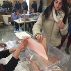 Els col·legis electorals tanquen a les 20 hores