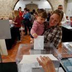 51,91%, la participació a les 18 hores a Sant Joan Despí