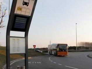 La línia va transportar gairabé un milió de passatgers al 2015