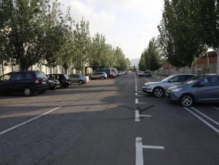 L'aparcament tindrà capacitat per a 40 places