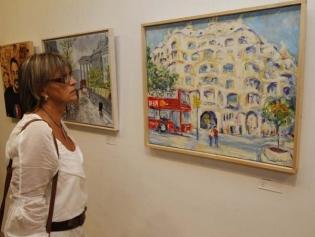 51 artistes de la ciudat ens mostren la seva obra
