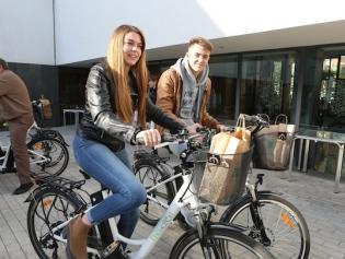 Se subvenciona con 250 euros la compra de una bici eléctrica