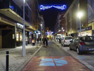 Els vianants disposen de més espai al nou carrer