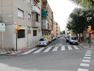 El carrer de Montilla, a les Planes, canviarà d'imatge