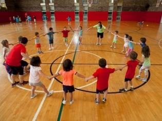 En el Campus se realizan actividades recreativas y deportes